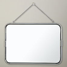 Buy John Lewis Restoration Rectangular Bathroom Wall Mirror Online at johnlewis.com