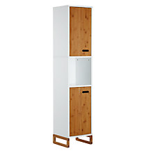 Buy John Lewis Malmo Bathroom Tall Boy Online at johnlewis.com