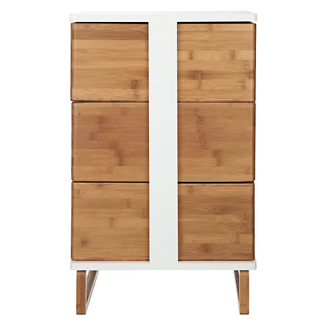 buy john lewis malmo bathroom swivel cabinet online at