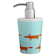 Buy Scion Mr Fox Soap Pump Online at johnlewis.com