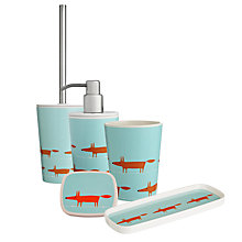 Buy Scion Mr Fox Bathroom Accessories Online at johnlewis.com