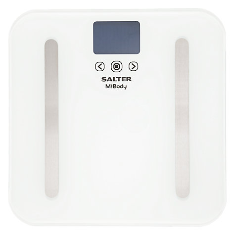 Buy Salter MiBody Analyser Scale Online at johnlewis.com