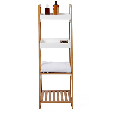 Brilliant Buy John Lewis St Ives 3 Tier Bathroom Storage Caddy  John Lewis