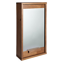 Buy John Lewis Cayman Corner Bathroom Wall Cabinet Online at johnlewis.com