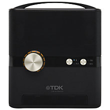 Buy TDK A360 Bluetooth Weatherproof Speaker Online at johnlewis.com