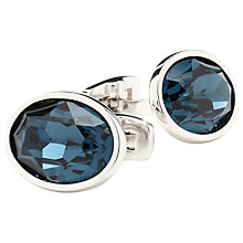 Buy Duchamp Eclipse Crystal Cufflinks Online at johnlewis.com