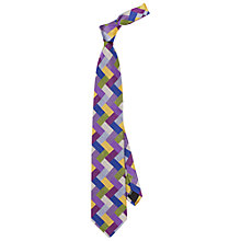 Buy Duchamp Polaris Tie, Multi Online at johnlewis.com