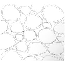 Buy Modern-twist Pebbles Placemat Online at johnlewis.com