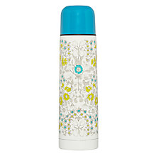 Buy John Lewis Daisy Chain Print Flask, Multi Online at johnlewis.com