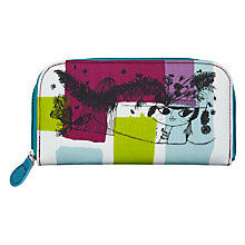 Buy John Lewis Loewy Print Purse, Multi Online at johnlewis.com