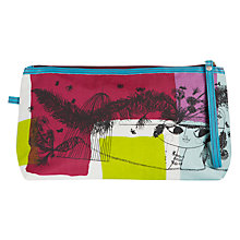Buy John Lewis Loewy Print Wash Bag, Multi Online at johnlewis.com