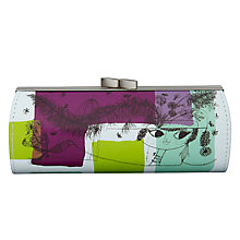 Buy John Lewis Loewy Print Glasses Case, Multi Online at johnlewis.com