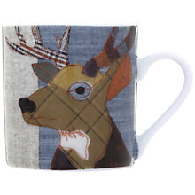 Buy Magpie Beasties Mr Stag Mug Online at johnlewis.com