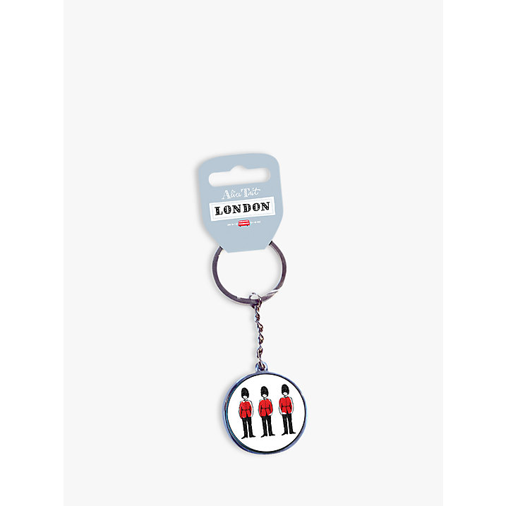 Buy Alice Tait Guards Keyring Online at johnlewis.com