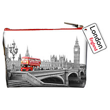 Buy Bus Print Zip Purse, Multi Online at johnlewis.com