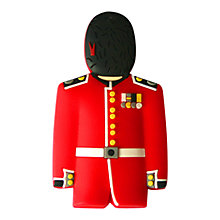 Buy British Guard Soft Magnet, Red Online at johnlewis.com