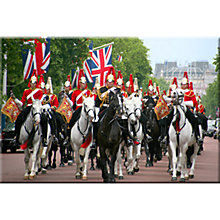 Buy Great Britain Horses Magnet, Multi Online at johnlewis.com