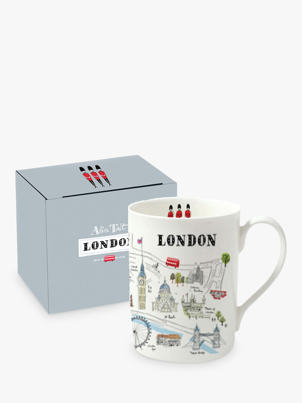 Alice Tait Alice Tait London Mug