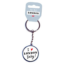 Buy Alice Tait I Love London Keyring Online at johnlewis.com