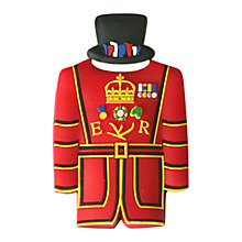 Buy Great Britain Beefeater Magnet, Multi Online at johnlewis.com