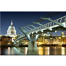 Buy Great Britain St Pauls Magnet, Multi Online at johnlewis.com