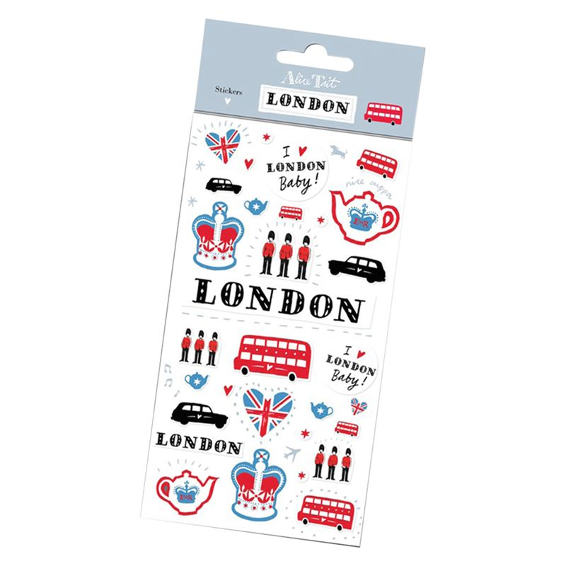 Alice Tait Alice Tait London Sticker Set