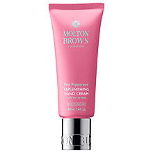 Buy Molton Brown Pink Pepperpod Replenishing Hand Cream, 40ml Online at johnlewis.com