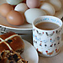 Buy Sophie Allport Busy Chickens Mug, Multi Online at johnlewis.com