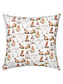 Stefanie Pisani Rabbit Print Cushion