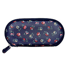 Buy Cath Kidston Elgin Ditsy Glasses Case, Royal Blue Online at johnlewis.com