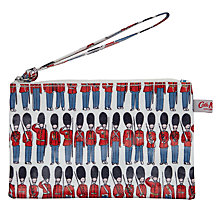 Buy Cath Kidston Guards Print Zip Purse, Multi Online at johnlewis.com