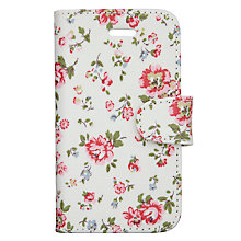 Buy Cath Kidston Bramley Print iPhone 5 Case, Cream Online at johnlewis.com