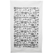 Buy Martha Mitchell Brighton Mix Tea Towel Online at johnlewis.com