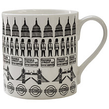 Buy Martha Mitchell St. Paul's Cathedral Mug Online at johnlewis.com