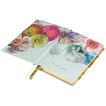 Buy Ted Baker A5 Notebook, Multi Online at johnlewis.com