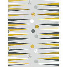 Buy Mini Moderns Backgammon Wallpaper Online at johnlewis.com