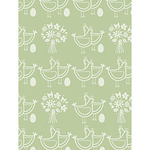Buy Mini Moderns  Six of One Wallpaper, Pear Green Online at johnlewis.com