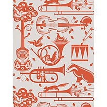 Buy Mini Moderns Pet Sounds Wallpaper Online at johnlewis.com