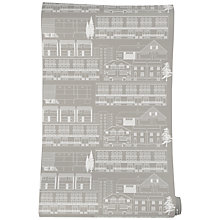 "Buy Mini Moderns ""Do You Live In A Town?"" Wallpaper Online at johnlewis.com"