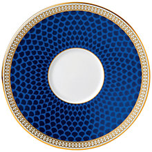 Buy Wedgwood Renaissance Espresso Saucer Online at johnlewis.com