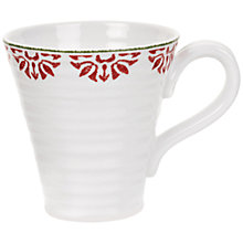 Buy Sophie Conran for Portmeirion Christmas Star Mug, 0.35L Online at johnlewis.com