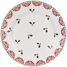 Buy Sophie Conran for Portmeirion Christmas Star Side Plate, Dia.21cm Online at johnlewis.com