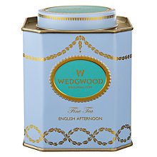 Buy Wedgwood English Afternoon Tea Caddy Online at johnlewis.com