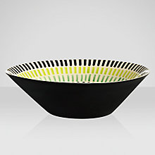 Buy John Lewis Rio Dash Serving Bowl Online at johnlewis.com