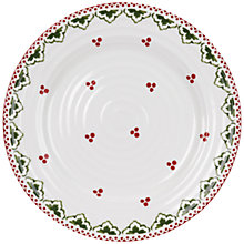 Buy Sophie Conran for Portmeirion Christmas Sugar Fairy Side Plate, Dia.21cm Online at johnlewis.com