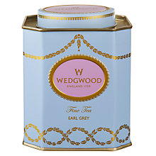 Buy Wedgwood Earl Grey Tea Caddy Online at johnlewis.com