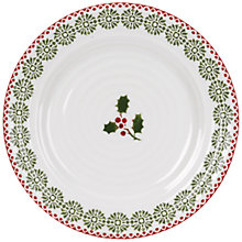 Buy Sophie Conran for Portmeirion Christmas Snowflake Side Plate Online at johnlewis.com