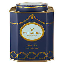 Buy Wedgwood Darjeeling Tea Caddy Online at johnlewis.com