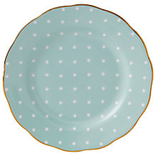 Buy Royal Albert Polka Rose Side Plate Online at johnlewis.com