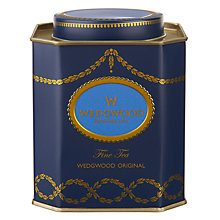 Buy Wedgwood Original Tea Caddy Online at johnlewis.com